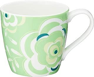 NARUMI(ナルミ) マグカップ デイプラス(Day+) グリーン 340cc 電子レンジ オーブン 食洗機対応 41534-2889