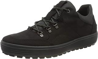 ECCO Męskie miękkie 7 Tred Moc Toe Tie Sneaker
