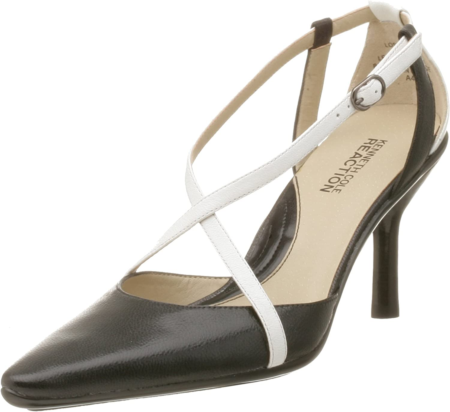 Kenneth Cole REACTION Women's Popular standard Lost Challenge the lowest price Cos Heel Pointed Pum High Toe