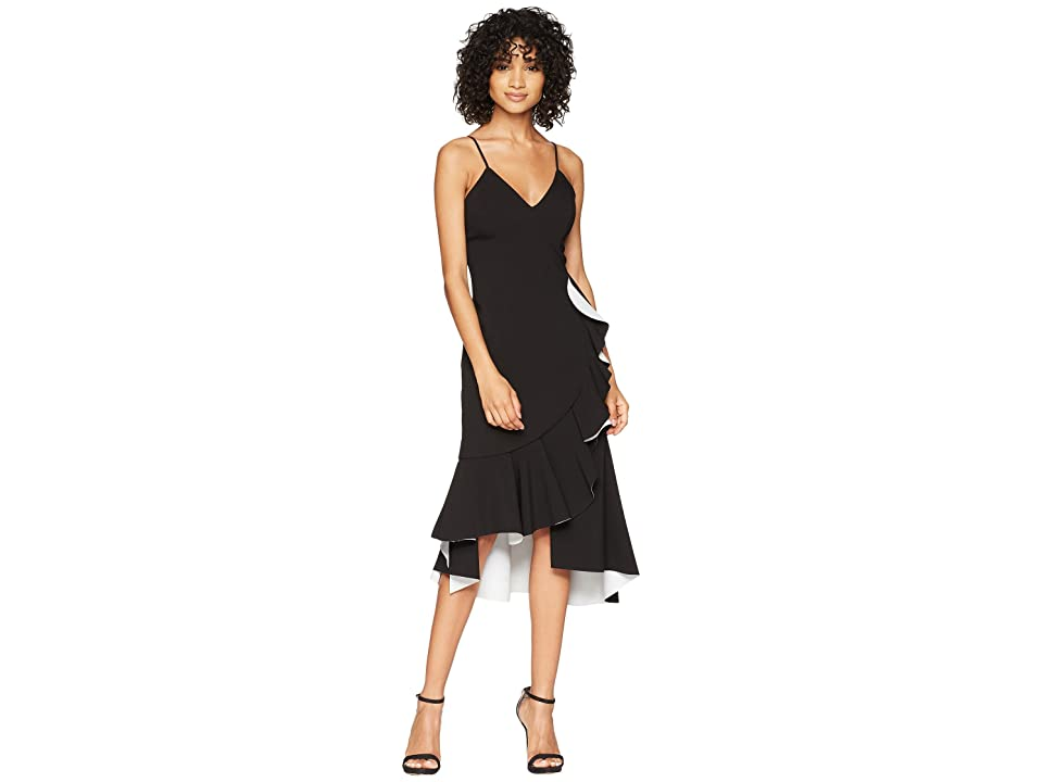 Bardot Kiki Bonded Dress (Black) Women