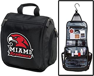 Miami University Toiletry Bags Or Hanging Miami RedHawks Shaving Kits