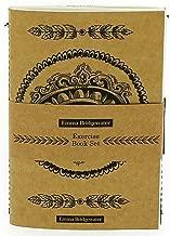 Emma Bridgewater Black Scroll Notebook Set