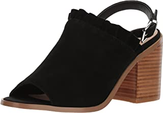Sbicca Women's Frilly Heeled Sandal