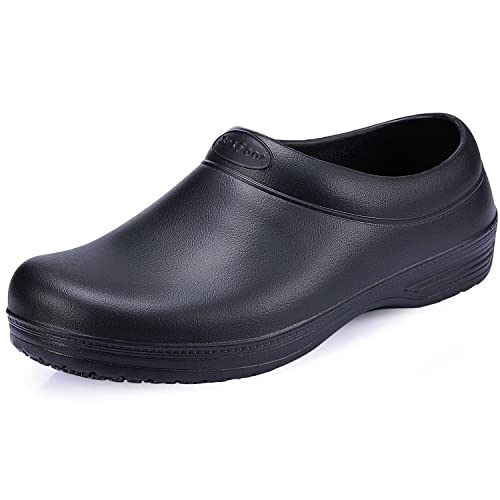 b391d172f5f SensFoot Non Slip Kitchen Shoes Restaurant Non Slip Work Shoes for Chef  Nurse