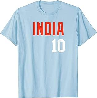 India Cricket T-Shirt Football Soccer Jersey