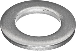 14mm ID 0.3mm Thickness C1074//C1095 Spring Steel Round Shim ASTM A684 Finish 20mm OD Spring Temper Mill Unpolished Pack of 25