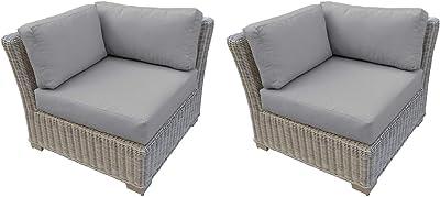 Amazon.com: TK Classics TKC047b-AS-DB-NAVY Miami Seating ...