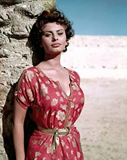 Posterazzi Legend of The Lost Sophia Loren 1957 Photo Poster Print (16 x 20)