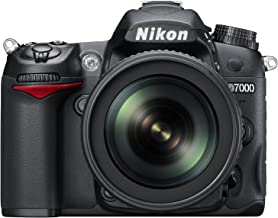 Best nikon d7000 digital slr camera body 16.2 mp Reviews