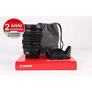 Canon 344B006 EF 24-105mm f/4.0 L IS USM Lens (Renewed)