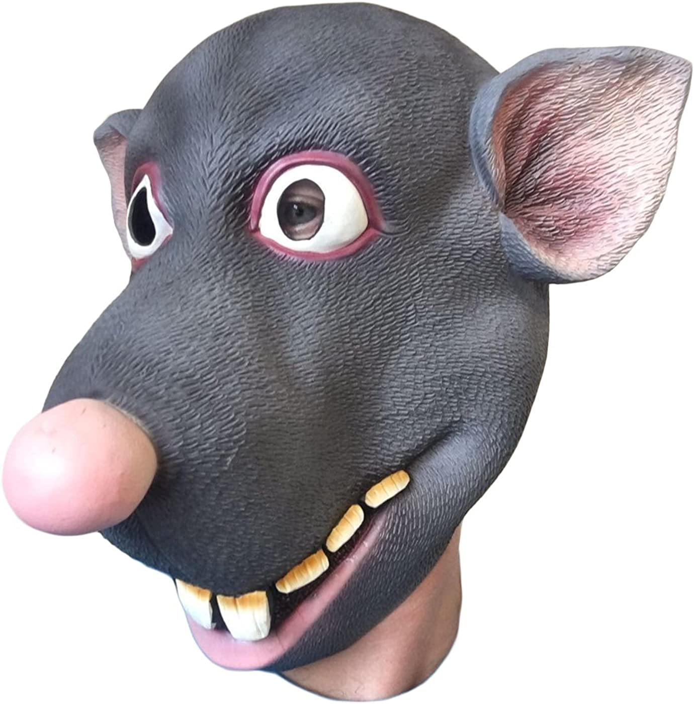 Oklahoma City Mall Roddy Rat Mask Latex Movie Quality Costume Bachelor Ranking TOP20 Party
