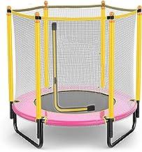 Kinderen Trampoline Met Net, Trampoline Met Behuizing, Trampoline Voor Binnen En Buiten, Mini-trampolines Voor Kinderen, F...