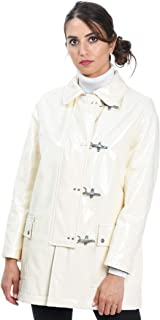 Fay Luxury Fashion Womens NAW13393580QNAB009 White Coat | Fall Winter 19