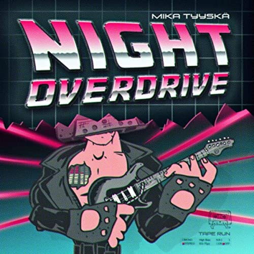 Night Overdrive by Mika Tyyskä on Amazon Music - Amazon co uk