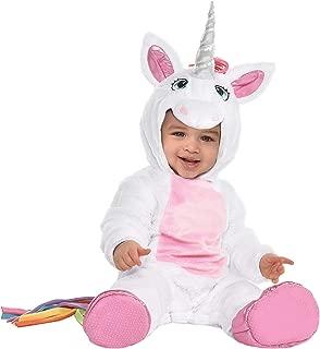 amscan Halloween Baby's Unicorn Costume