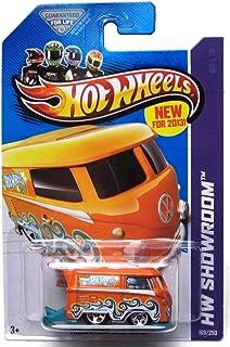 2013 Hot Wheels Hw Showroom 169/250 - Volkswagen Kool Kombi - Orange