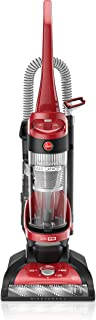 Best Hoover Windtunnel Max Capacity Upright Vacuum Cleaner with HEPA Media Filtration, UH71100, Red Reviews