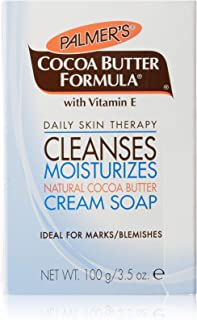 Palmer's Cocoa Butter Formula Daily Skin Therapy Soap 3.5 oz (Pack of 5)