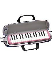 SUZUKI スズキ 鍵盤ハーモニカ メロディオン アルト ピンク FA-32P