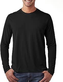 Best gildan mens aquafx performance long sleeve t shirt Reviews