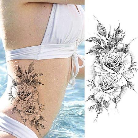 Bein tattoos frauen Top 100