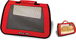 Perfect Petzzz - Tote for Breathing Pets - Red