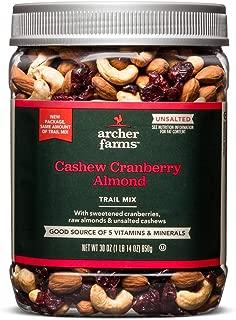 archer farms cranberry nut trail mix