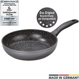 chg SET 349-66 Wok de hierro protegido con base plana Made in Germany