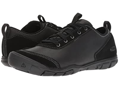 Keen Hush Leather (Black) Women