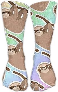 Sugar Skull Cat Compression Socks For Women Casual Fashion Crew Socks