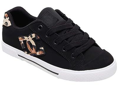 DC Chelsea SE W (Black/Leopard) Women