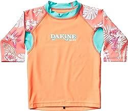 Dakine 10001693 Toddler Girls Snug Fit Long Sleeve