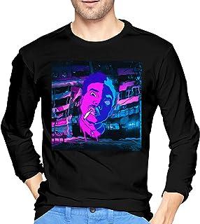 Ruporch Men`s Chance The Rapper - Acid Rap Classic Long Sleeve T-Shirt Black
