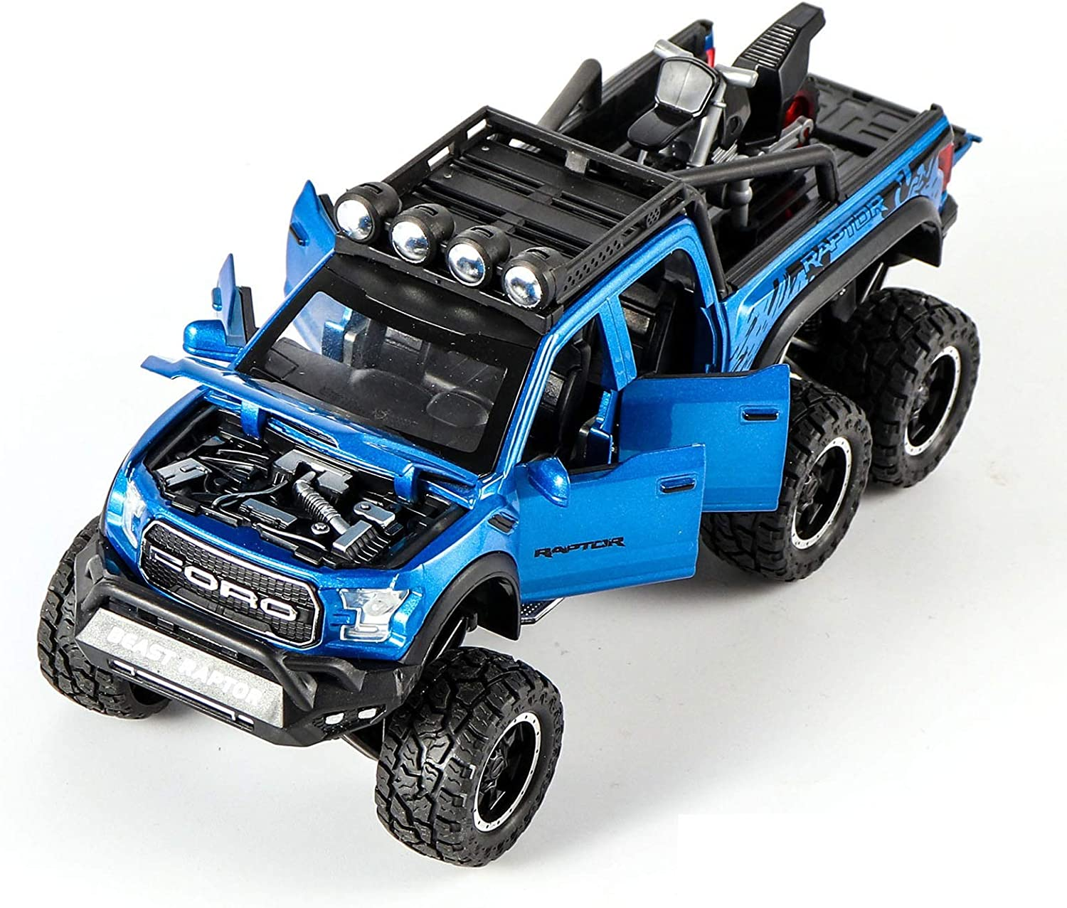 NMBD 1:24 for Ford F150 Car Toy Department store Alloy Model Ranking TOP9 Cast Die Mod