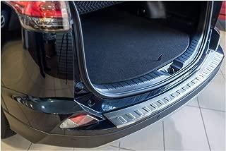 Dmwfaker 4 Teile//los Autot/ürschwellenaufkleber 4D Carbon Auto Styling F/ür Toyota RAV4 RAV 4 2013 2017