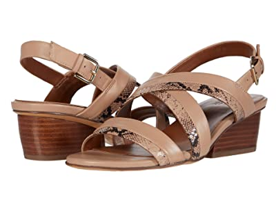 Naturalizer Cecilia (Barely Nude Leather) Women