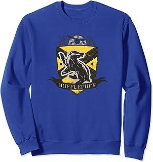 Harry Potter Hufflepuff Quidditch Crest Sweatshirt