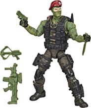"GI Joe Classified Series Special Missions: Cobra Island Wayne ""Beach Head"" Sneeden Action Figure 10 Premium Toy with Custo..."