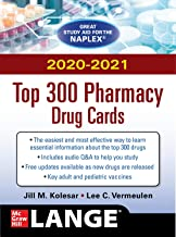 McGraw-Hill's 2020/2021 Top 300 Pharmacy Drug Cards