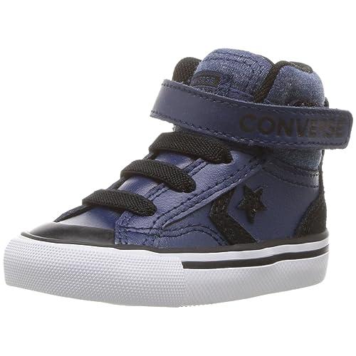 c8b20963d9334d Converse Kids  Pro Blaze Strap High Top Sneaker