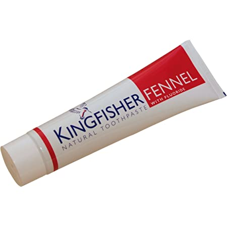 Kingfisher 100 ml Fennel with Fluoride Toothpaste