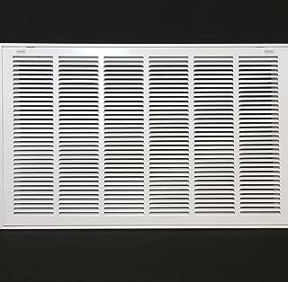 floor return air filter grille