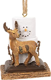 Midwest Gift S'mores Deer Ornament
