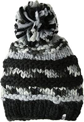 4e4a76d9c The North Face Oh-Mega Fur Pom Beanie | Zappos.com