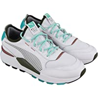 Puma Rs-0 X Emory Jones White Biscay Green Mens Running Shoes