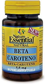 Beta-caroteno 8.2 mg 50 perlas.