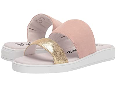 Blackstone Slide 2 Strap RL92 (Crystal Pink) Women