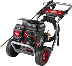 Briggs & Stratton 20505 2.8-GPM 3400-PSI Gas Pressure Washer with 1150 Series OHV 250cc Engine and Axial Cam Pump, Engine Oil Included