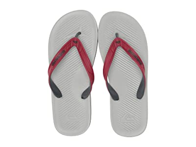Quiksilver Haleiwa II (Red/Grey/Grey) Men