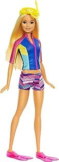 Barbie Dolphin Magic Snorkel Fun Friends